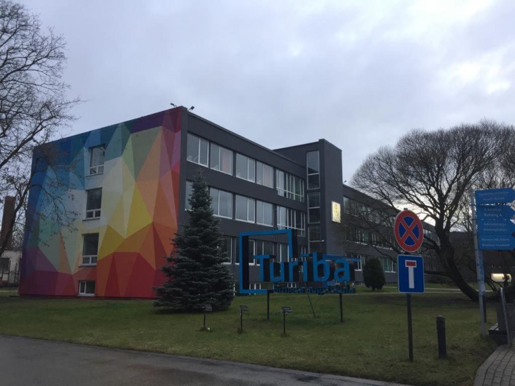 Turiba University, Riga, Latvia - Erasmus student