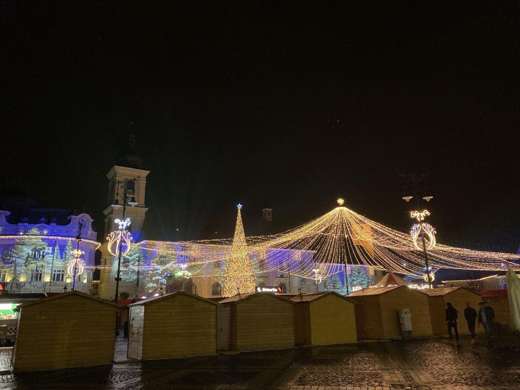 Christmas Fair in Sibiu