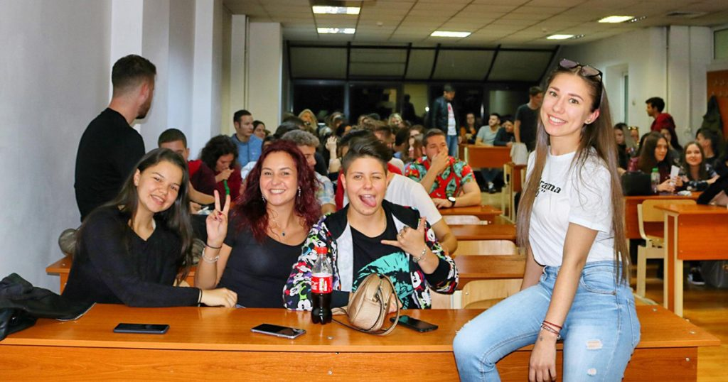 Opportunities for Economic Sciences students  in Sibiu - CSE Volunteering