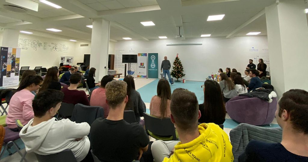 Opportunities for Economic Sciences students  in Sibiu - EduHub Event