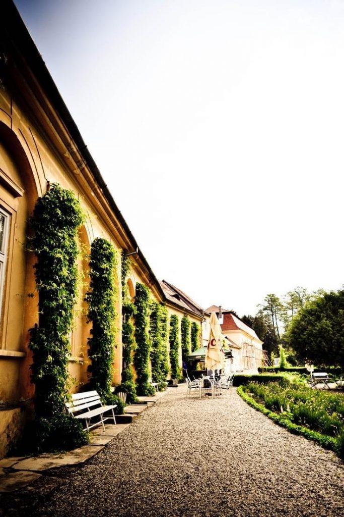 The Brukenthal Palace from Avrig, Sibiu
