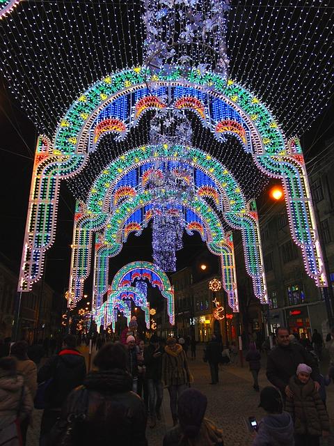 The Christmas Fair in Sibiu