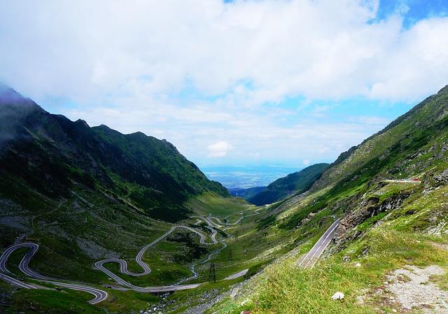 The Transfăgărășan Road