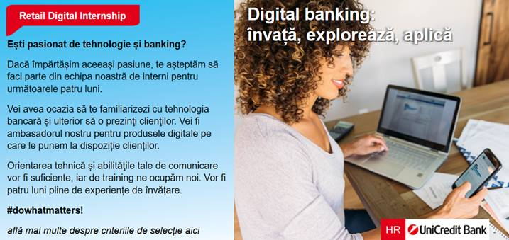 Unicredit Intership UniCredit 6 oct 2020